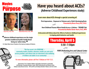 Movies with a Purpose - ACEs - POPS