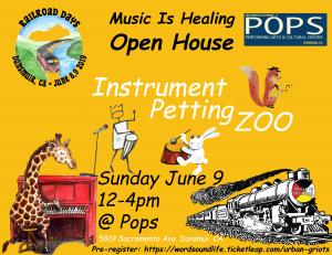 OpenHouse@Pops