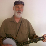 Tim Hold with Banjo