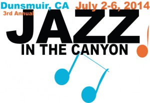 3rd Annual Jazz in the Canyon