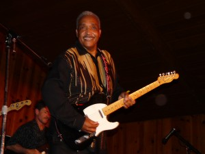 Blues Legend Johnny Rawls