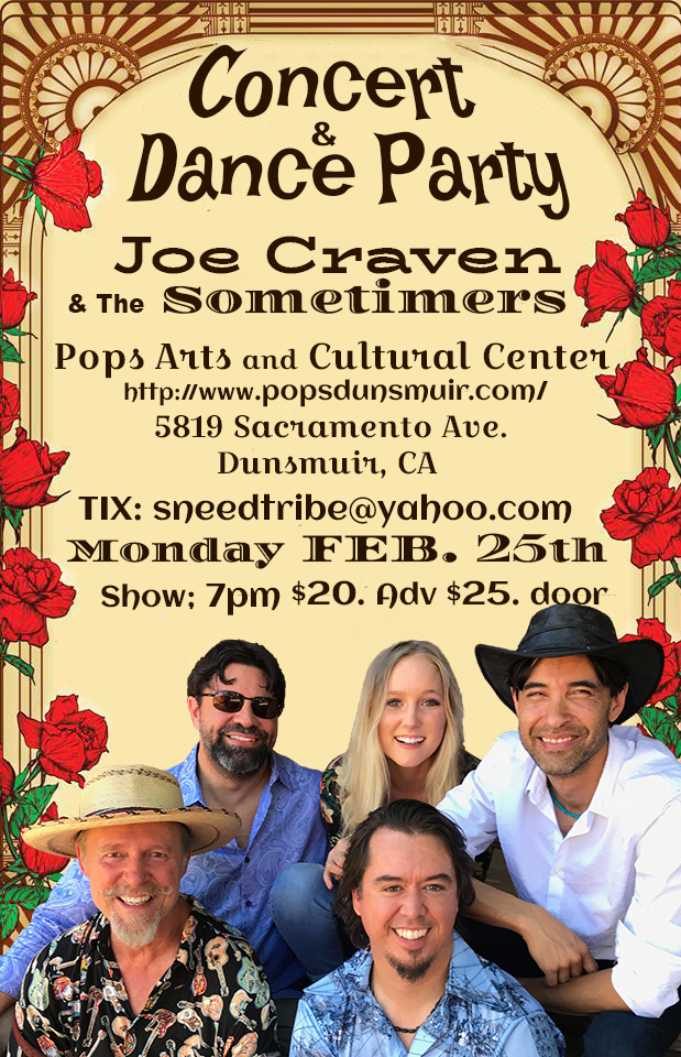 Joe Craven & the Sometimers